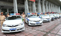Police ensure traffic safety for APEC Week 2017