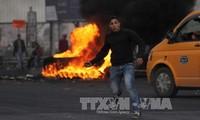 Tension flares up around Jerusalem