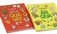 Two-volume art book features Vietnamese cuisine