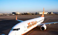 South Korea's Jeju Air opens flights to Da Nang