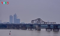 Long Bien bridge – an icon of Hanoi