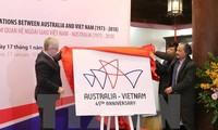 Programs to mark Vietnam-Australia 45th anniversary launched