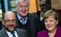 Final round of talks on German's new coalition government