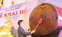 Bai Dinh Pagoda Festival opens