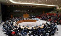 UN Security Council adopts resolution demanding cease-fire in Syria