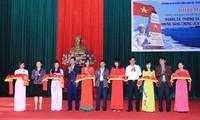 Hoang Sa, Truong Sa exhibition opens in Thanh Hoa