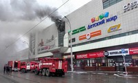 No Vietnamese victims found in Russia's shopping mall fire