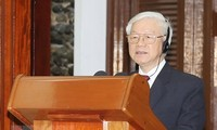 Party leader Nguyen Phu Trong: writing new chapters of Vietnam-Cuba ties