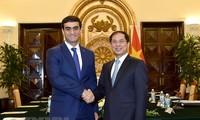 Vietnamese, Turkmen foreign ministries hold political consultation