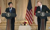 Japan hopes to arrange Abe-Trump talks before US-North Korea summit
