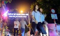 Trinh Cong Son pedestrian street – a new cultural space in Hanoi