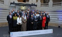 G20 ministers promise to cooperate on global issues