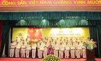 Public security sector improves quality of patriotic emulation movement