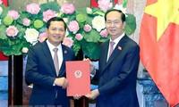 Nguyen Van Du named deputy chief judge of Supreme People's Court