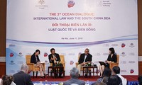 Ocean Dialogue discusses international law, East Sea