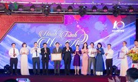 VOV President Nguyen The Ky attends 10th anniversary of VTC news
