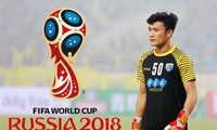 "Goalkeeper Bui Tien Dung to present ""Man of the Match"" award at FIFA World Cup"