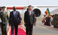 China increases influence in Africa