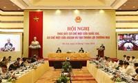 Prime Minister urges boosting administrative reform