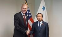 Legislator's visit enhances Vietnam-US Comprehensive Partnership