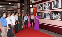 Exhibition features General Vo Nguyen Giap in Thai Nguyen safety zone