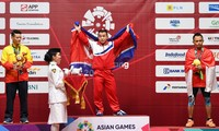 Vietnam wins first silver medal at ASIAD 2018