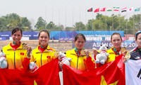 Vietnam stands at 13th place at ASIAD 2018
