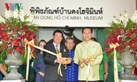 Ho Chi Minh museum opens in Thailand