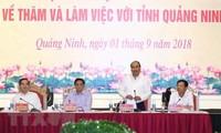PM: Quang Ninh should focus on urban development