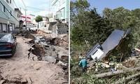 Powerful quake in Hokkaido causes large amount of casualties