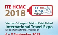ITE - HCMC 2018 expo for green, sustainable, effective tourism industry