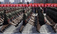 DPRK stages military parade to celebrate 70th anniversary of army founding