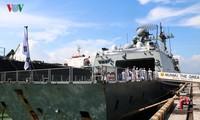 South Korean naval destroyer visits Da Nang