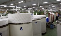 Garment-textile industry enjoys more local material inputs