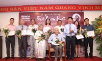 """Bui XuanPhai – For Love of Hanoi"" award announced"