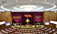 Party Central Committee's 8th session decides national issues