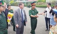 US to help Vietnam improve level-2 field hospital