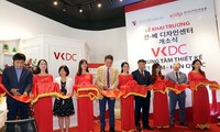 Vietnam-South Korea Design Center inaugurated in Hanoi