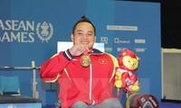 Vietnam wins second gold medal at Asian Para Games 2018