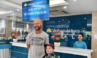 Vietnam Airlines offers in-town check-in