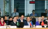 PM concludes participation at ASEM 12, visits to EU, Belgium