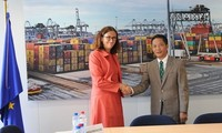 EU, Vietnam reiterates commitment to trade, investment deals