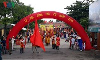 Tra Co communal house festival, symbol of Vietnamese culture at borderland