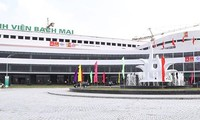 Bach Mai, Vietnam-Germany hospital inaugurated in Ha Nam