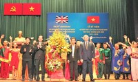 Vietnam, UK mark 45 years of diplomatic ties