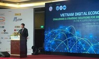 Experts discuss Vietnam's digital economy