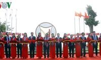 Vietnam-Japan Industrial Park inaugurated on 45th anniversary of diplomatic ties