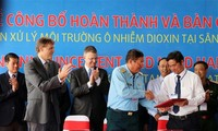 Vietnam, US complete detoxification of dioxin-contaminated land in Da Nang airport