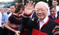 Party leader and President Nguyen Phu Trong: Dak Lak to become the Central Highlands hub