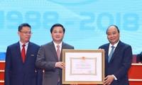 PM Nguyen Xuan Phuc attends Vietinbank's 30th anniversary